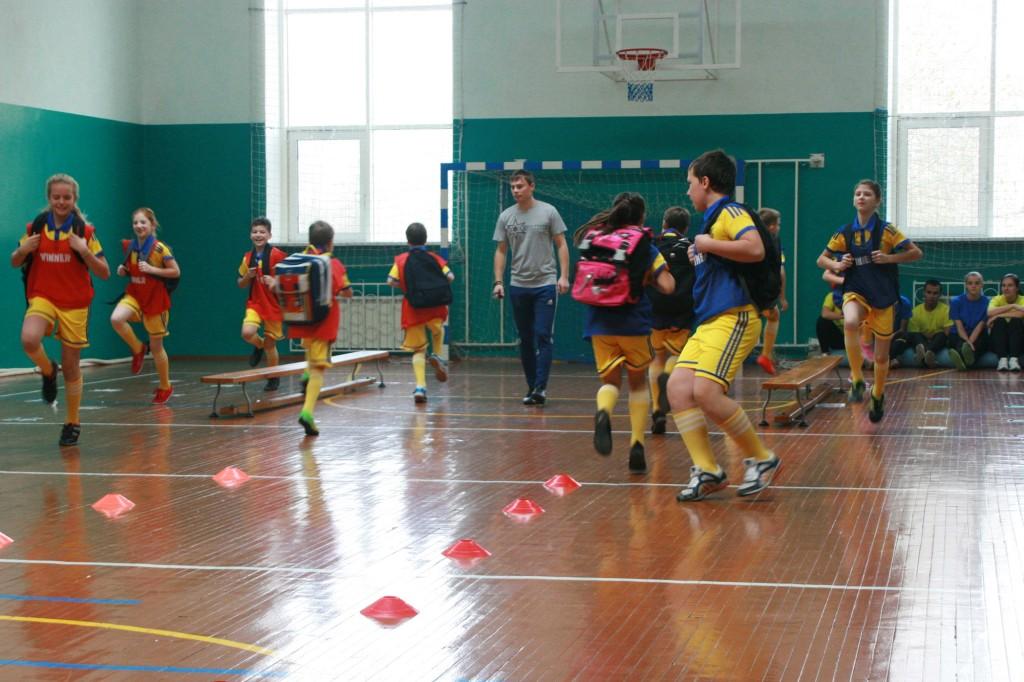 Pendidikan Olahraga Penjaskes
